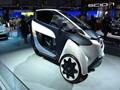 Toyota i Road Concept Car