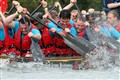 Abingdon Dragon Boat Day 2012