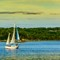 Sail Boat at Bedford Waterfront: Sail Boat at Bedford Waterfront Sail boat in the Bedford Basin July 30, 2017.  Camera: Nikon D7100 & Nikkor 18-105mm lens