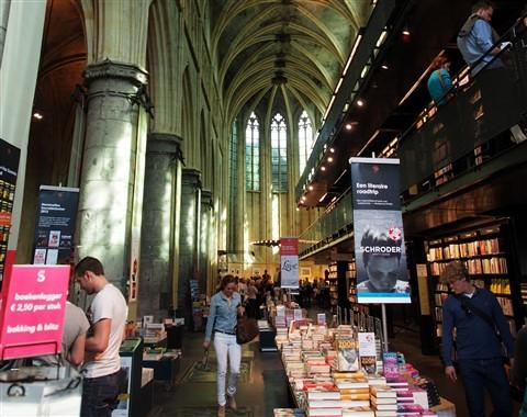 non-religious bookstore