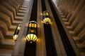 Futuristic Elevators, Hyatt Regency, San Francisco