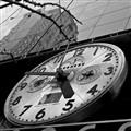 XXL wall clock