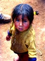 Grubby but lovely Peruvian kid
