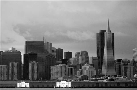San Francisco Skyline - Financial District
