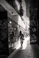 Soho Alley Reflections