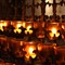Candles in St. Patrick Cathedral, NYC