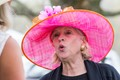 Hats were the thing - Fairfax Hunt Point to Point Races April 2019