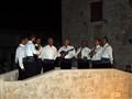 Dalmatian choir ( klapa )  Vrboska, Island of Hvar, Croatia