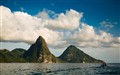 St. Lucia and the Pitons