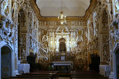 Chapelle Ste-Anne Castelbuono
