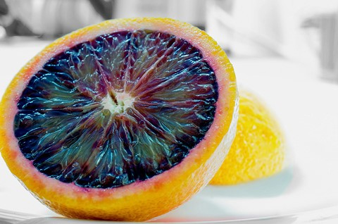 Blood Orange (natural colours)