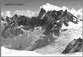 Aiguilles from Mt Blanc