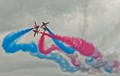 The Red Arrows at Cosford Airshow