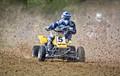 Kickin' up the dirt