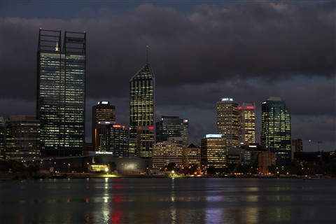 Perth by night 2012 (6)