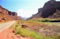 Hwy #128 Enroute to Moab Utah