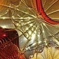 Ceiling detail: Chihuly Tunnel