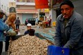selling snails at Sousse-Tunisia