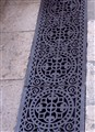 Ornate Floor Grate