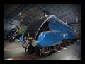 World's fastest steam engine - Mallard