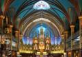 Notre-Dame cathédral, Montreal