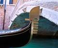 Gondola Prow - Venice, Italy