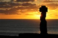 Sunset @ Easter Island