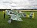 Scale model of Focke Wulf