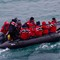Going ashore at Deception Island, Antarctica (200mm equiv) DSC00817