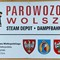 Wolsztyn steam sepot sign DSC02121 Poland steam