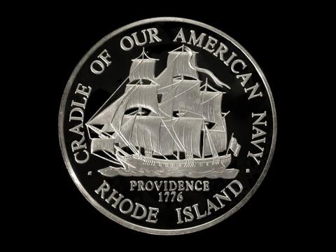 Rhode Island Medal, Obverse