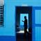 Blue Classroom in Belize