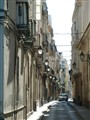 Cadiz, in old town centre