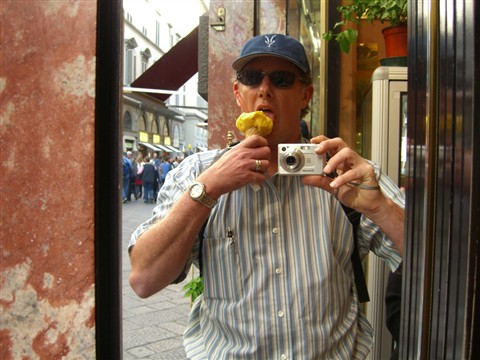 Reflection Italy Gelato Break