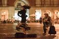 Street Flamenco Dancer