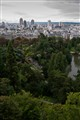 Paris, 9th floor, buttes chaumont