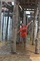 Tanjung Belandang beach West Borneo
