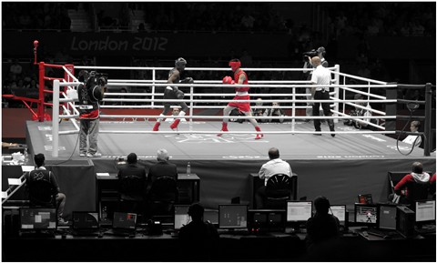 London Olympics Boxing