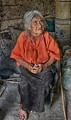 Old mountain woman of Atitlan