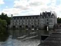 Chenonceaux castle over Cher river
