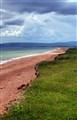 Red Sand Beaches of Cape Breton