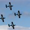 The Blades in formation