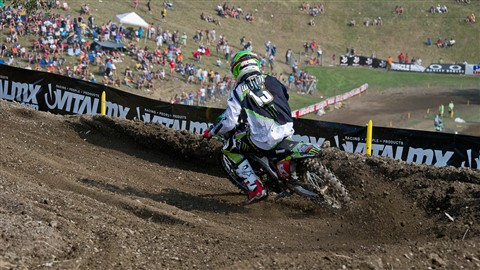 Dean Wilson  at Unadilla 2011