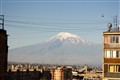 Dominated from Mount Ararat