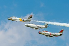 F-86 Sabre Triple Threat