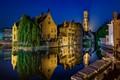 An Evening in Bruges