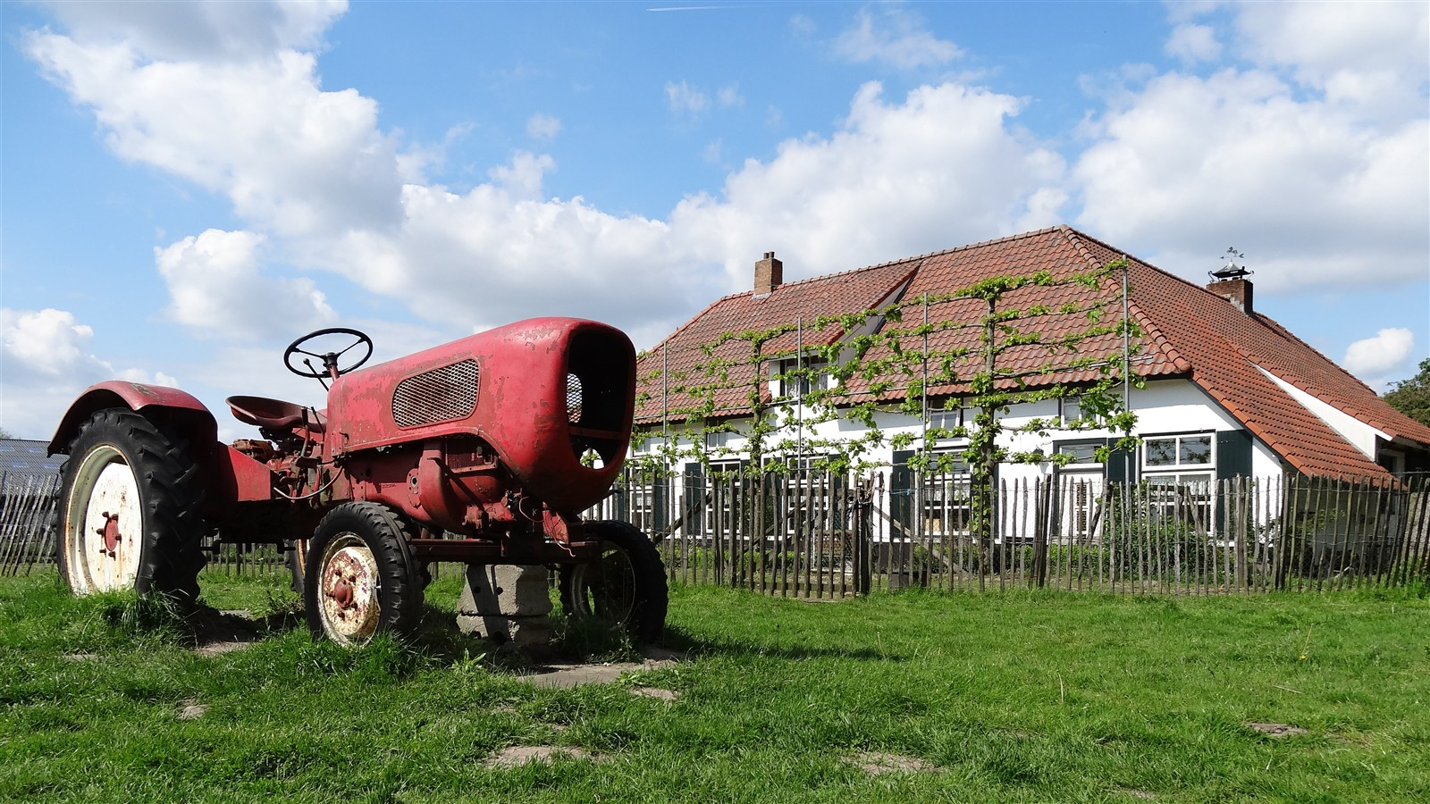 Sony hx20v dutch farm dutchpepper galleries digital for Farm house netherlands