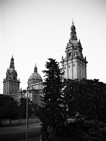 MNAC, Barcelona
