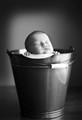 Bucket baby.
