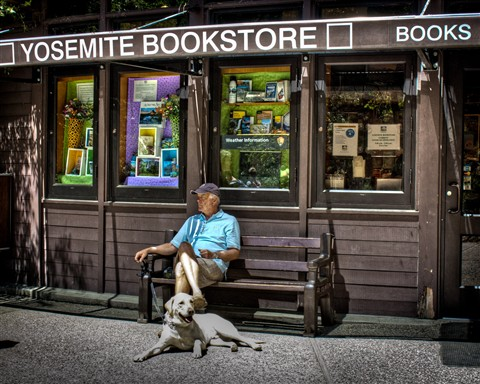 Yosemite Bookstore
